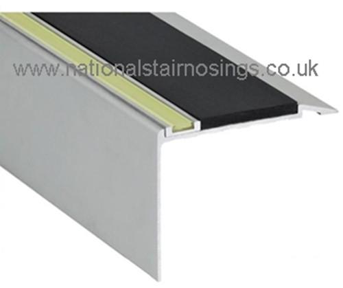 Glow In Dark DDA Anti Slip Stair Nosing,Ramp Profile