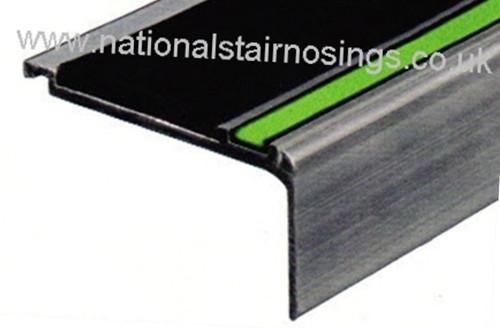 Glow in dark Anti Slip Heavy Duty Square Stair Nosing