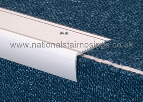 45x23mm Aluminium Stair Nosing For Carpet,Tile & Vinyl