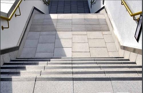 Anti Slip Rubber Tread For Steps & Floors- 2.1m