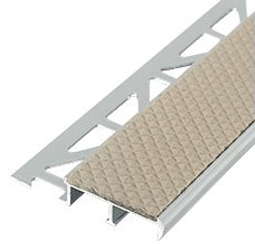 Indoor/Outdoor Stair Edging For Ceramic Tiles-2.5m