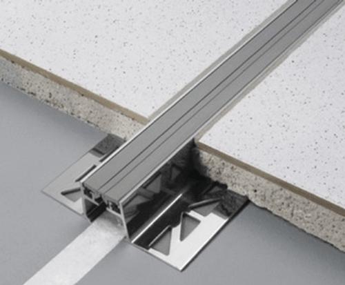 Heavy Duty Aluminium Expansion Joint Profile-2.5m