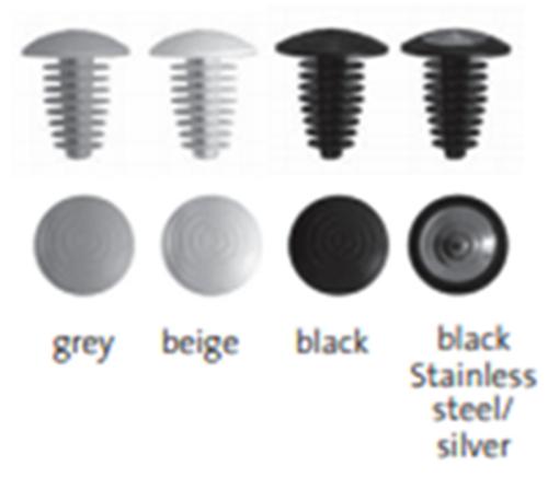 Thermoplastic Polyurethane(TPU) Tactile Stud