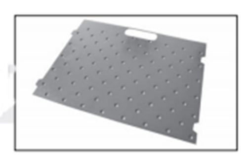 Marking Template For  TPU Tactile Studs