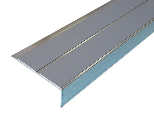 Double Channel Ramp Profile Anti-Slip Stair Nosing