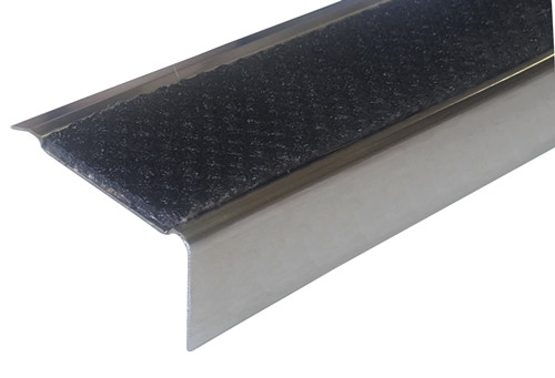 Anti-slip Stainless Steel Stair Nosing-2.5m