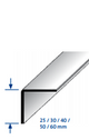 Stainless Steel Corner Guards-2.5m