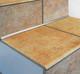 Aluminium Wall/Floor Junction Profile-2.5m