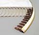 Bendable Ramp Transition Profile - 2.5m