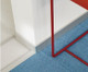 Aluminium Skirting With Square Cross Section-2.5m