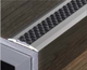 External/Internal Alumnium Anti Slip Flat Profile - 2.5m