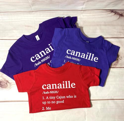 Canaille Kids T-shirt