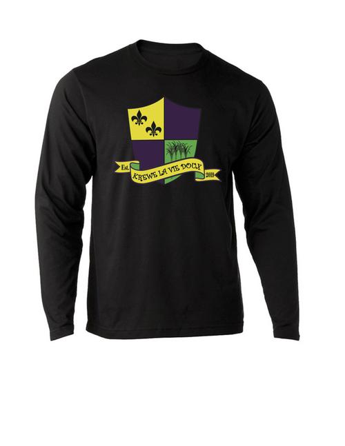 Krewe La Vie Doux Unisex Long Sleeve T-Shirt