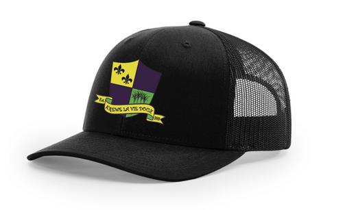 Krewe La Vie Doux Hat