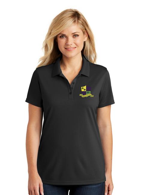 Krewe La Vie Doux Women's Polo Shirt Style 1
