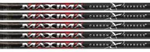 Carbon Express Maxima Hunter Shafts - 6 pk