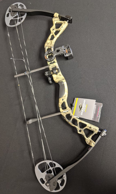 2020 DIAMOND PRISM COMPOUND BOW PACKAGE