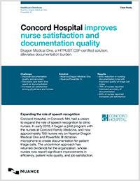 Concord Hospital case study icon