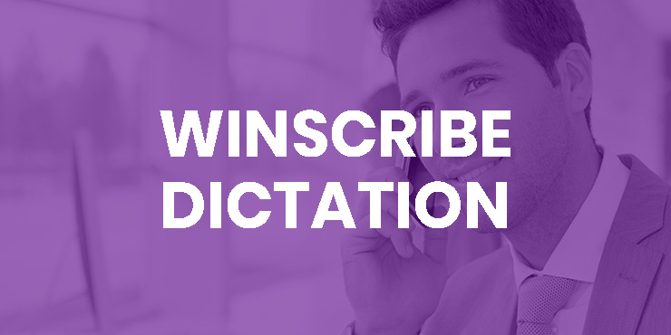 Winscribe Dictation