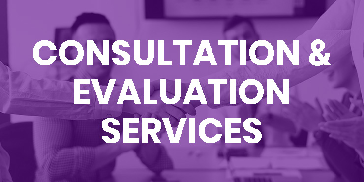 Consultation & Evaluation Services