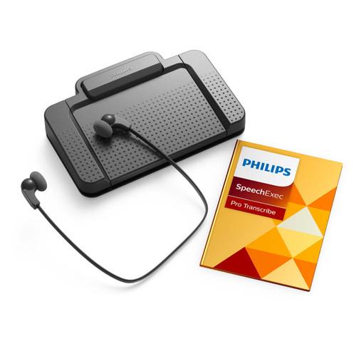Philips SpeechExec Pro Transcribe Kit