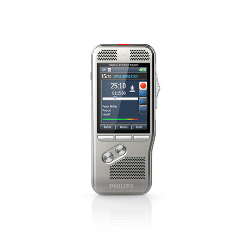 Philips Digital Pocket Memo 8100