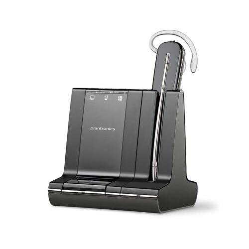 Plantronics Savi W740 Convertible DECT wireless headset