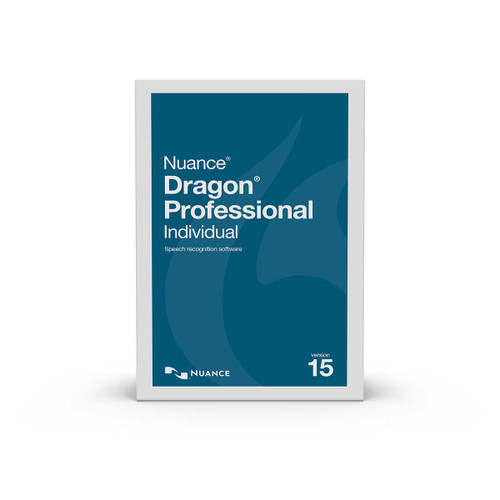 Dragon Professional Individual + Andrea Headset Bundle