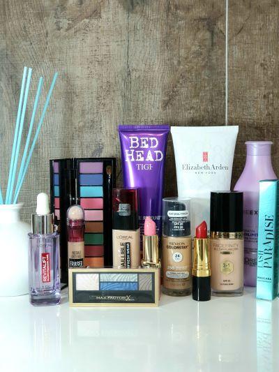 Makeup, Skincare, Haircare & Fragrances