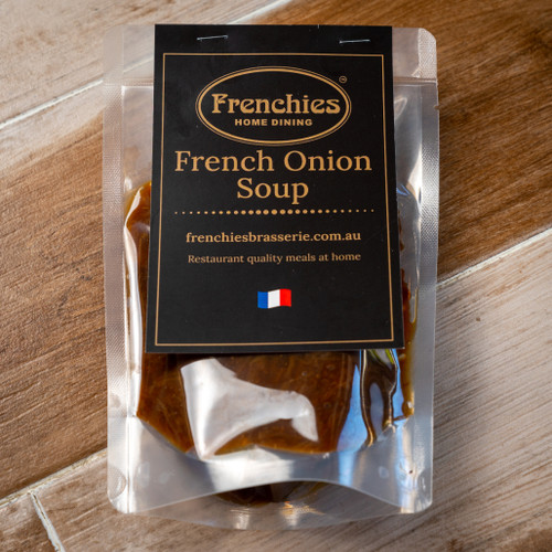 Frenchies French onion soup