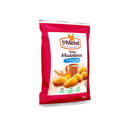 St Michel Petites Madeleines Family Pack 500g