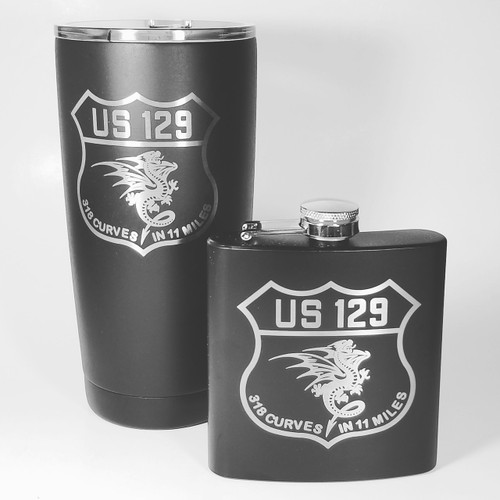 20 oz US-129 Tail of the Dragon Tumbler