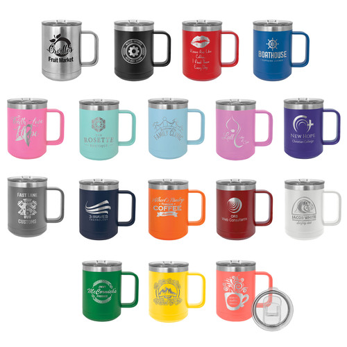 15oz Coffee Mugs