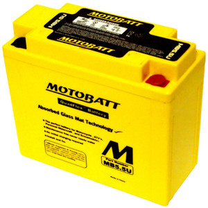 Motobatt MB5.5U 7Ah Battery