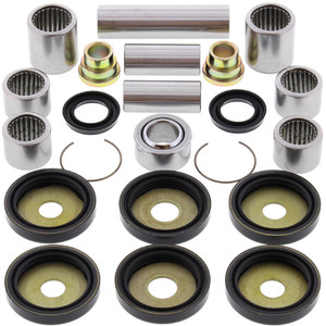All Balls Swing Arm Linkage Bearing Kit for Honda 27-1046