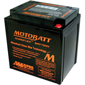 Motobatt MBTX30U (HD) 32Ah Battery