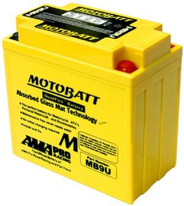 Motobatt MB9U 11Ah Battery