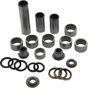 All Balls Shock Swing Arm Linkage Bearing Seal Kit for Kawasaki, Suzuki