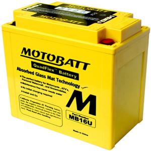 Motobatt MB16U 20Ah Battery