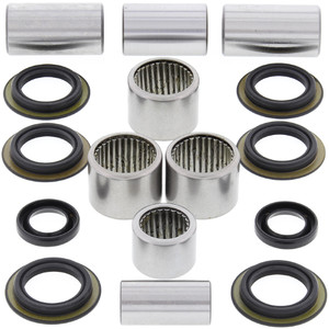 All Balls Shock Swing Arm Linkage Bearing Seal Kit for CR80R CR80RB CR85R Honda