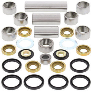 All Balls Shock Swing Arm Linkage Bearing Seal Kit for CR125R CR250R Honda 00-01