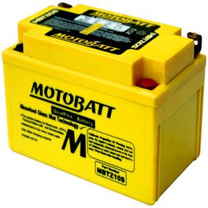 Motobatt MBTZ10S 8.6Ah Battery