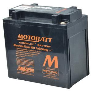 Motobatt MBYZ16HD 16.5Ah Battery