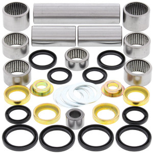 All Balls Shock Swing Arm Linkage Bearing Seal Kit for Yamaha WR250F YZ250F