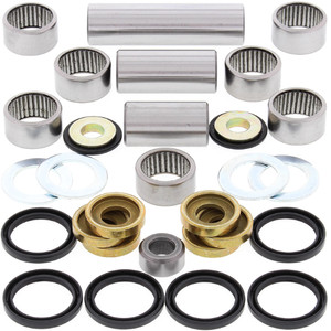 All Balls Shock Swing Arm Linkage Bearing Seal Kit for Honda CRF250R CRF450R