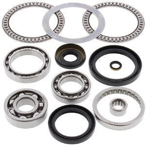 All Balls FRONT Differential Bearing Seal Kit for Kawasaki & Suzuki