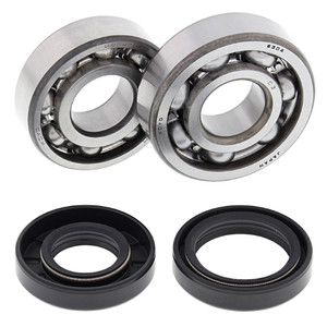 All Balls Crank Bearing and Seal Kit for Yamaha 24-1023