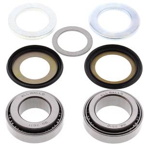 All Balls Steering Stem Bearing Seal Kit for Honda 22-1011