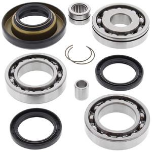 All Balls REAR Differential Bearing Seal Kit for Honda TRX400FW TRX450 FOURTRAX