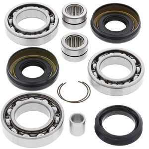 All Balls FRONT Differential Bearing Seal Kit for Honda TRX500FA TRX650 RINCON